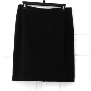Rebecca Taylor Black Skirt Size 10 Pre-Owned